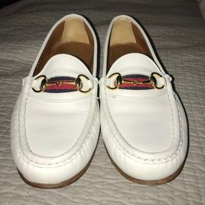 Vintage Gucci Horsebit Loafers